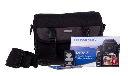 Olmypus Evolt Accessory Kit for the E-300 & E-500 Digital Camera by Olympus