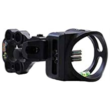 Apex Gear Accu-Strike 4-Pin Sight .019-Inch Bone Collector Black