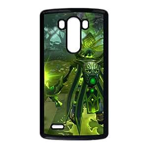 LG G3 Cell Phone Case Black Defense Of The Ancients Dota 2 PUGNA 001 LQ7437617