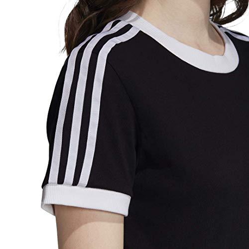 adidas Originals Women's 3 Stripes T-Shirt 4