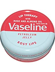 VASELINE Lip Therapy ROSY LIPS with Rose and Almond Oil 20g / 0.70 oz.