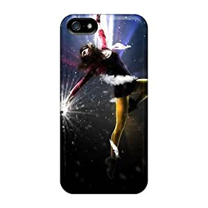 Sanp On Case Cover Protector For Iphone 5/5s (dance)