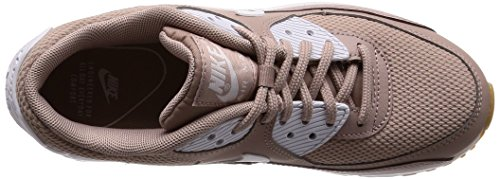 210 Max Noir Air Chaussures Taupe Gum Diffused 90 NIKE Prem Light Femme Gymnastique EU 39 White WMNS Brown de Multicolore wqEzEpH1