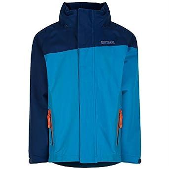 3b47c7251f63 Regatta Hydrate 3-in-1 Kids Waterproof Jacket  Amazon.co.uk  Clothing