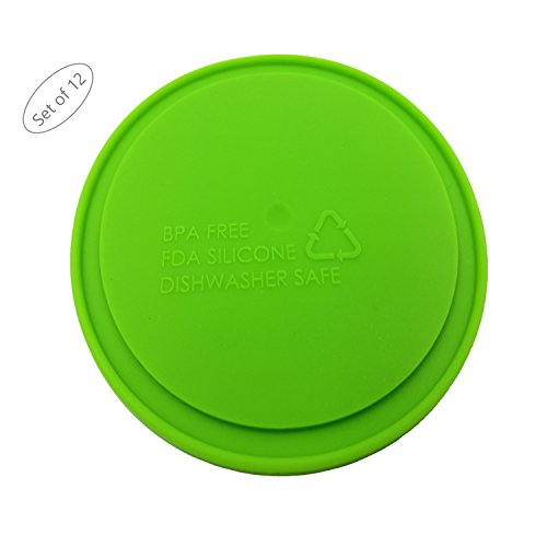 leakage-proof-sealing-food-safe-silicone-disk-gasket-lid-liners-for-mason-ball-canning-jars-bpa-free