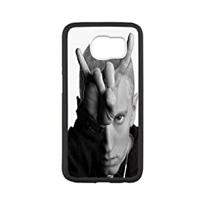 Custom High Quality WUCHAOGUI Phone case Eminem - Super Singer Protective Case For Samsung Galaxy S6 - Case-11