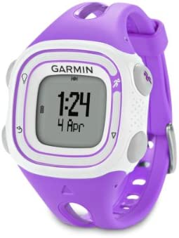 Garmin Forerunner 10 GPS Watch Violet