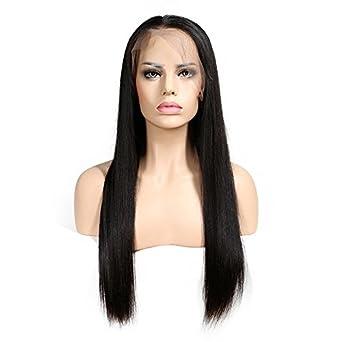 Human Hair Lace Wigs Eayon Hair Glueless Brazlian Hair Remy 360 Lace Front Human Hair Wigs Body Wave Modern Design
