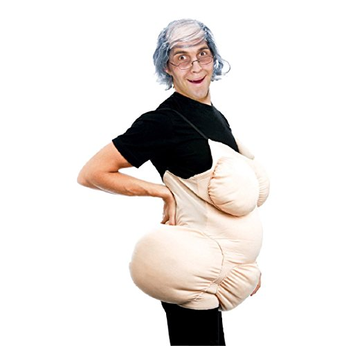 Fat Suit Adult Costume -