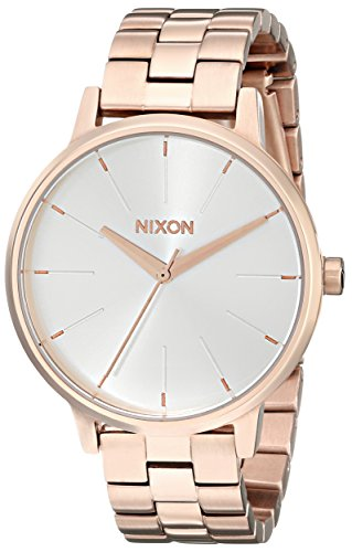 Nixon Women's A0991045 Kensington Stainless Steel Watch