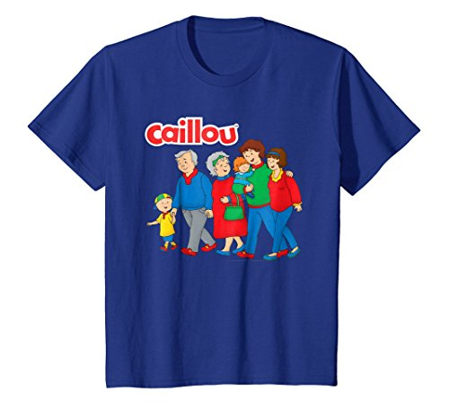 Kids Caillou Child's T Shirt - Family