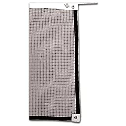 Champro Nylon Badminton Net (White, 68-mm)
