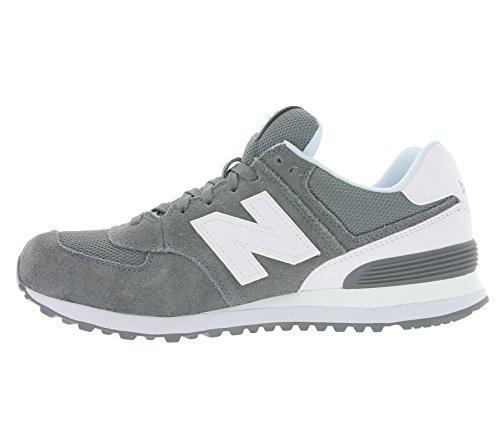 New Ginnastica Balance Ml574cna Scarpe ML574CNC white da grey Uomo gBfwgqz