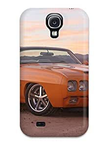 CharlesRaymondBaylor Scratch-free Phone Case For Galaxy S4- Retail Packaging - Gto