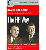[The HP Way: How Bill Hewlett and I Built Our Company [ THE HP WAY: HOW BILL HEWLETT AND I BUILT OUR COMPANY ] By Packard, David ( Author )Jan-03-2006 Paperback