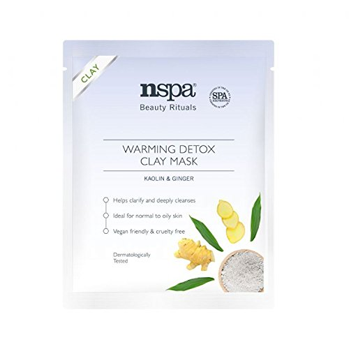 Clay Mask Warming - NSPA Kaolin & Ginger Warming Detox Clay Mask 15ml