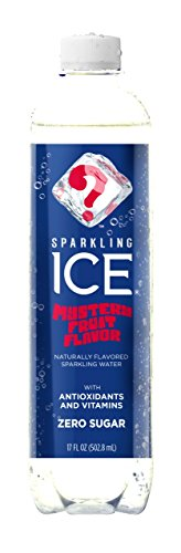 Sparkling ICE Spring Water, 17 Ounce (Pack of 12) (Mystery Flavor)