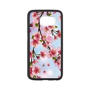 New Samsung Galaxy S6 edge Phone Case Star-Wars cherry blossoms SW1241660