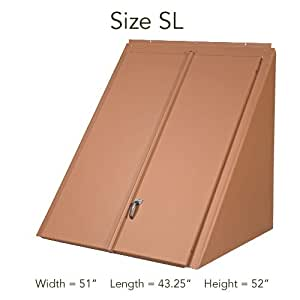 Amazon Com Bilco Basement Door Size Sl Primer