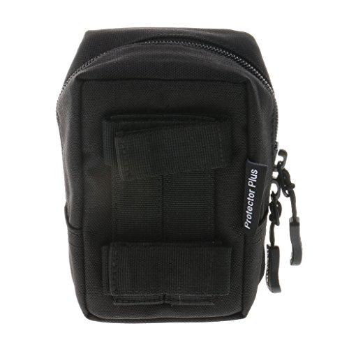 chiwanji Military Hunting Molle Medical First Aid Pouch Waist Phone Bag - Noir 4