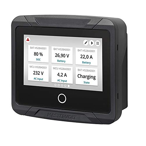 Mastervolt Easyview 5 Touch Screen Monitoring And Control Panel by ''Mastervolt''