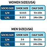 Cozy Bump Pregnancy Pillow Compression Socks 4 Pack (Blue, Large/XL) Its a Great Fit with The Pregnancy Pillow. If Your Like These Then You'll Love Our Pregnancy