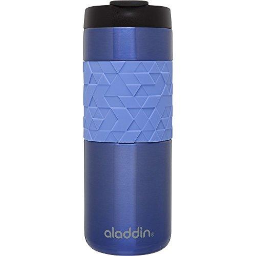 Aladdin 10-02679-001 16oz vacuum insulated, mug with sleeve, Periwinkle