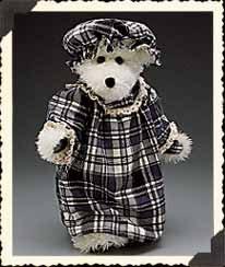 (Boyds Bears Grace. Bedlington 16