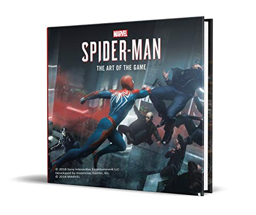 Marvel's Spider-Man: The Art of the Game ()