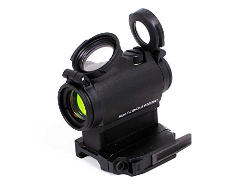 Aimpoint Micro T-2 with 1/3rd co-witness Height BOBRO Mount