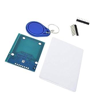 Amazon.com: homyl cv520 RF módulo de Sensor de tarjeta IC + ...