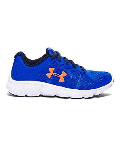 Under Armour Boys' Pre-School UA Assert 6 Running Shoes 12K ULTRA BLUE