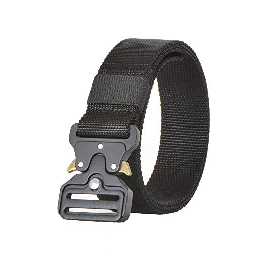 Men Tactical Belt , Military Style 1.5