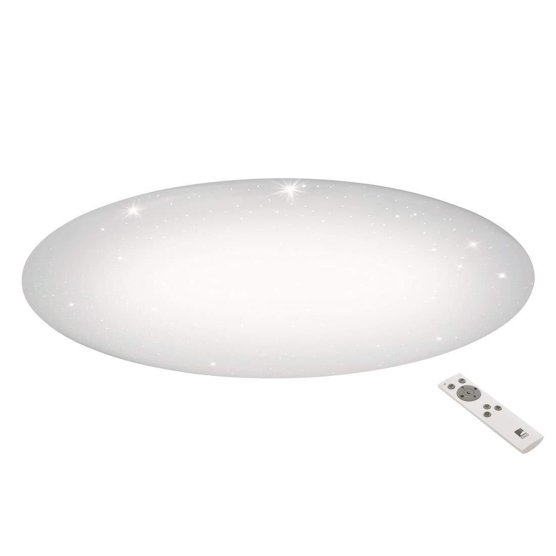 LED Deckenleuchte GIRON-S weiss weiss Ø100cm H 12cm