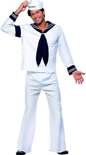 YMCA - Disfraz de Marinero para Hombre de los años 70 y 80 años ...