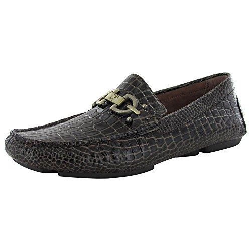 Pliner 4 Expresso C6 Veba Croc Donald Mens Classic J On Shoes Slip Loafer TqwfA5Fx