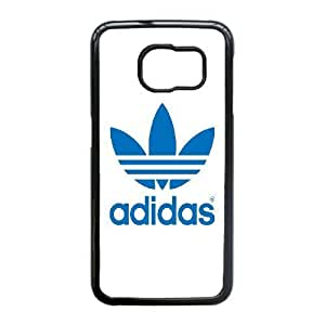 Samsung Galaxy S6 Edge Cell Phone Case Black adidas logo_001 Gift P0J0Z3-2397993