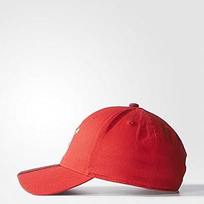 Adidas FC Bayern Munich 3S CAP [FCBTRU/CRARED/WHITE]