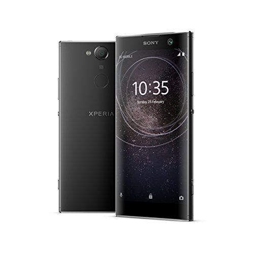 "Sony Xperia XA2 Factory Unlocked Phone - 5.2"" Screen - 32GB - Black (U.S. Warranty)"