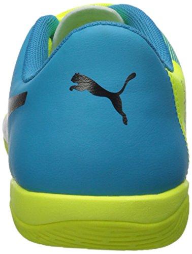 Puma Hombres Evopower 4.3 It Zapato De Fútbol Safety Yellow / Black