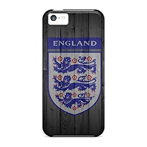 Defender Case For Iphone 5c, England Iphone 4 Pattern