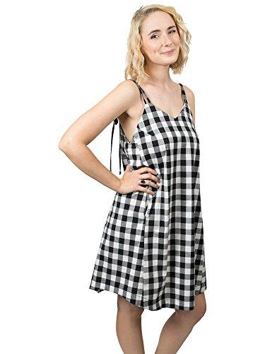 organic cotton slip dress - 2