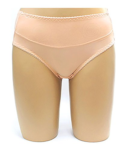 Bio-Corna Menstrual Cramps Period Pain Relief Underwear Women Patent  Technology Leak Proof Menstrual Sanitary Protective Panties Briefs(Beige 659abaf9d