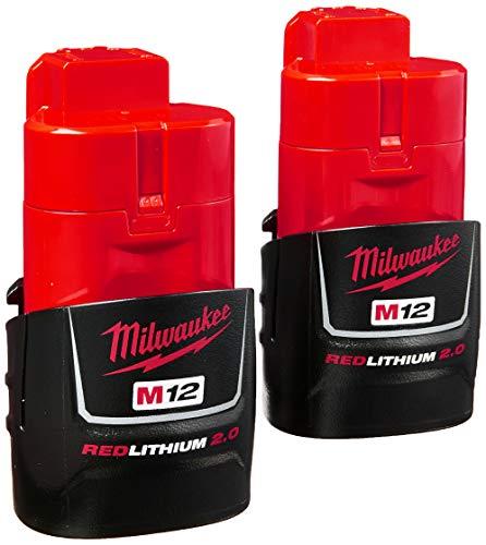 Milwaukee 2-Pack 48-11-2420 M12
