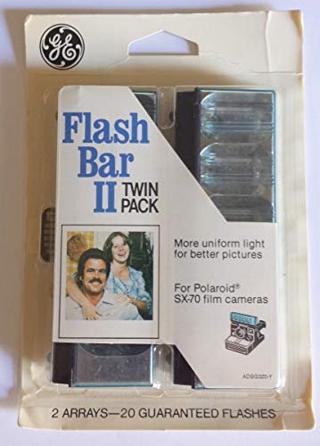 GE Flash Bar II Twin Pack