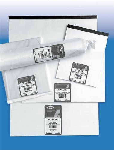 Alvin  6855/S-XO-9 Alva-Line 100 percent Rag Vellum Tracing Paper 10-Sheet Pack 22 inches x 34 inches