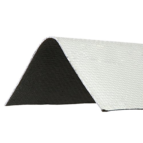 (ONDURA 5257 Corrugated Asphalt Roof Ridge Cap, White)