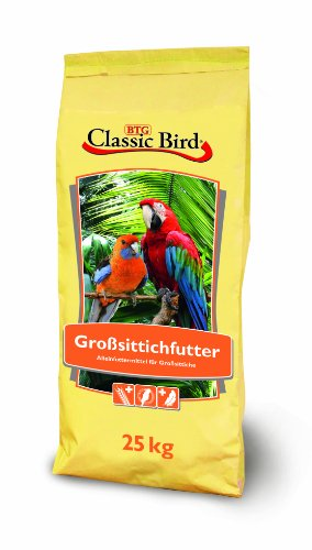 Classic Bird 25050 Großsittichfutter 25 kg