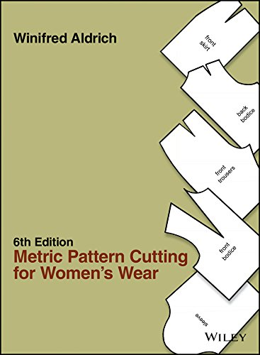 Which is the best metric pattern cutting for women's wear?