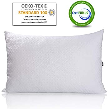 Amazon Com Hifort Pillows For Sleeping Shredded Memory